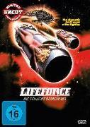 Cover-Bild zu Lifeforce -Die tödliche Bedrohung von Steve Railsback (Schausp.)