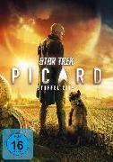 Cover-Bild zu Star Trek. Picard - Staffel 1 von Patrick Stewart (Schausp.)
