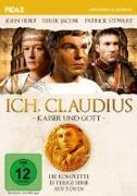 Cover-Bild zu Ich, Claudius - Kaiser und Gott von Derek Jacobi (Schausp.)