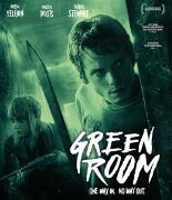 Cover-Bild zu Green Room - Blu-ray von Jeremy Saulnier (Reg.)