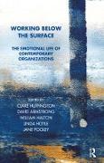Cover-Bild zu Working Below the Surface (eBook) von Huffington, Clare (Hrsg.)