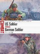 Cover-Bild zu US Soldier vs German Soldier (eBook) von McNab, Chris