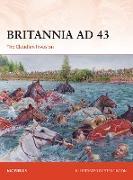 Cover-Bild zu Britannia AD 43 (eBook) von Fields, Nic