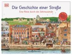 Cover-Bild zu Die Geschichte einer Straße von Noon, Steve (Illustr.)