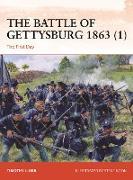 Cover-Bild zu The Battle of Gettysburg 1863 (1) von Orr, Timothy J.