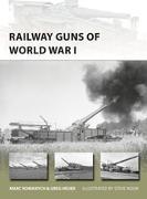 Cover-Bild zu Railway Guns of World War I (eBook) von Romanych, Marc