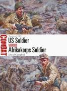 Cover-Bild zu US Soldier vs Afrikakorps Soldier (eBook) von Campbell, David