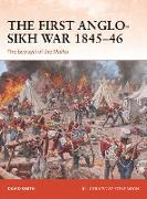 Cover-Bild zu The First Anglo-Sikh War 1845-46 (eBook) von Smith, David