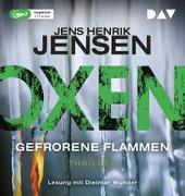 Cover-Bild zu Oxen. Gefrorene Flammen von Jensen, Jens Henrik