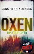 Cover-Bild zu Oxen von Jensen, Jens Henrik