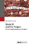 Cover-Bild zu Hartz IV und die Folgen (eBook) von Butterwegge, Christoph