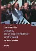 Cover-Bild zu Jugend, Rechtsextremismus und Gewalt (eBook) von Butterwegge, Christoph (Hrsg.)