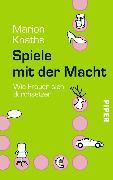 Cover-Bild zu Spiele mit der Macht (eBook) von Knaths, Marion