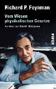 Cover-Bild zu Vom Wesen physikalischer Gesetze (eBook) von Feynman, Richard P.