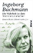 Cover-Bild zu Die Wahrheit ist dem Menschen zumutbar (eBook) von Bachmann, Ingeborg