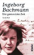 Cover-Bild zu Die gestundete Zeit (eBook) von Bachmann, Ingeborg