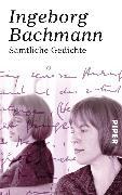 Cover-Bild zu Sämtliche Gedichte (eBook) von Bachmann, Ingeborg