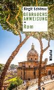 Cover-Bild zu Gebrauchsanweisung für Rom (eBook) von Schönau, Birgit