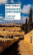 Cover-Bild zu Gebrauchsanweisung für Israel und Palästina (eBook) von Schäuble, Martin