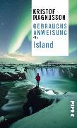 Cover-Bild zu Gebrauchsanweisung für Island (eBook) von Magnusson, Kristof