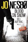 Cover-Bild zu Blood On Snow. Der Auftrag (eBook) von Nesbø, Jo