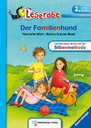 Cover-Bild zu Der Familienhund - Leserabe 2. Klasse - Erstlesebuch für Kinder ab 7 Jahren von Wich, Henriette