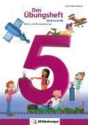 Cover-Bild zu Denk- und Rechentraining Mathematik 5. Schuljahr. Das Übungsheft von Keller, Karl-Heinz
