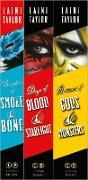 Cover-Bild zu Daughter of Smoke & Bone: The Complete Gift Set (eBook) von Taylor, Laini