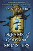 Cover-Bild zu Dreams of Gods and Monsters (eBook) von Taylor, Laini