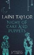 Cover-Bild zu Night of Cake and Puppets (eBook) von Taylor, Laini
