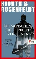 Cover-Bild zu Hjorth, Michael: Die Menschen, die es nicht verdienen (eBook)
