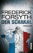 Cover-Bild zu Forsyth, Frederick: Der Schakal (eBook)
