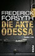 Cover-Bild zu Forsyth, Frederick: Die Akte ODESSA (eBook)
