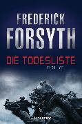 Cover-Bild zu Forsyth, Frederick: Die Todesliste (eBook)