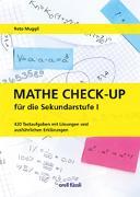 Cover-Bild zu Mathe Check-up für die Sekundarstufe I von Muggli, Reto