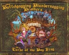 Cover-Bild zu Mason, Aaron: Baffelgagging Blundernagging Brothers in the Curse of the Bog Frog