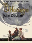 Cover-Bild zu The Three Hostages: Richard Hannay #4 (eBook) von Buchan, John