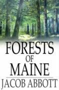 Cover-Bild zu Abbott, Jacob: Forests of Maine (eBook)