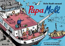 Cover-Bild zu Lendenmann, Jürg: Papa Moll - Volle Kraft voraus! (eBook)