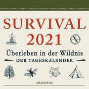 Cover-Bild zu Canterbury, Dave: Survival Kalender 2021
