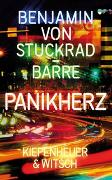 Cover-Bild zu Stuckrad-Barre, Benjamin v.: Panikherz