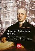 Cover-Bild zu Grebe, Karin: Heinrich Salzmann (1859-1945)