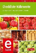 Cover-Bild zu Checkliste Nährwerte (eBook)