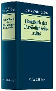 Cover-Bild zu Handbuch des Persönlichkeitsrechts von Götting, Horst-Peter (Hrsg.)