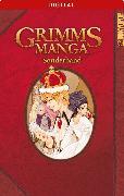 Cover-Bild zu Velontrova, Luisa: Grimms Manga Sonderband (eBook)