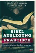 Cover-Bild zu Stadelmann, Helge: Bibelauslegung praktisch