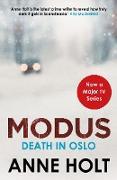 Cover-Bild zu Holt, Anne: Death in Oslo (eBook)