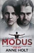 Cover-Bild zu Holt, Anne: Modus (eBook)