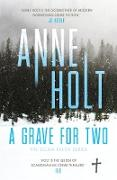 Cover-Bild zu Holt, Anne: A Grave for Two (eBook)