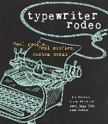 Cover-Bild zu Egerton, Jodi: Typewriter Rodeo (eBook)